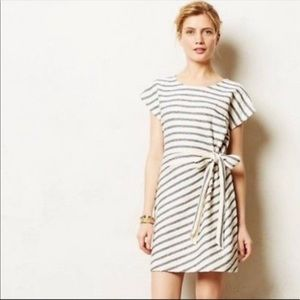 Anthropologie Saturday Sunday Yael Striped Dress